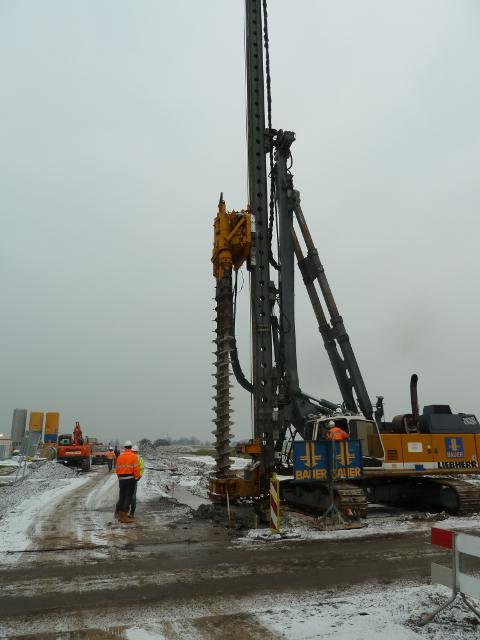 Werk autotunnels begonnen NWT