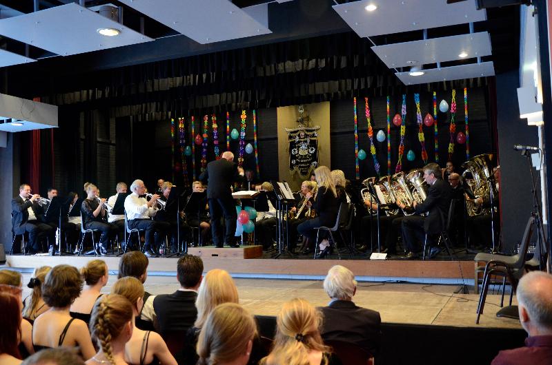 """Dubbelconcert """"Ons Genoegen""""en Frysk Jeugd Orkest op zondag 10 juni"""