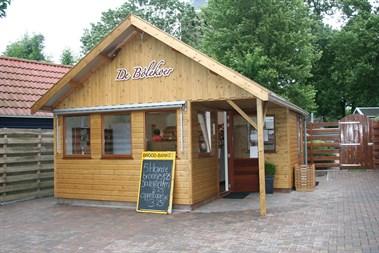 Bakkerswinkel verhuist mogelijk naar Tuincentrum