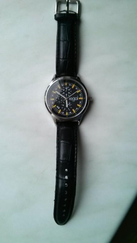 Horloge gevonden
