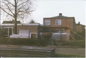 Verbouwing Dooren Poptastrjitte 1992