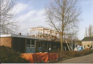 Verbouwing Dooren Poptastrjitte  praktijk 1992