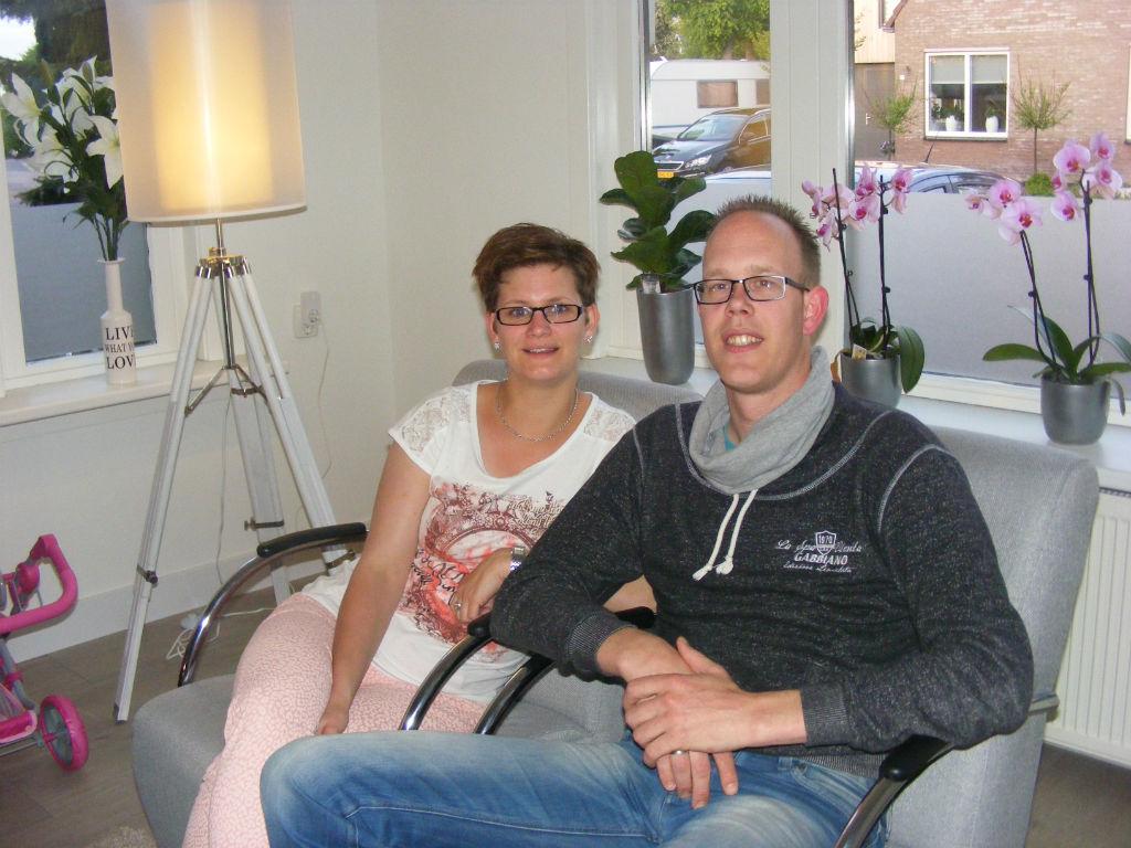 Op bezoek bij Johan Willem en Elisabeth van Heumen….