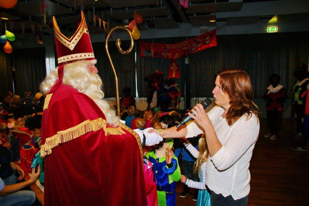 Geen Sinterklaasintocht in Marsum