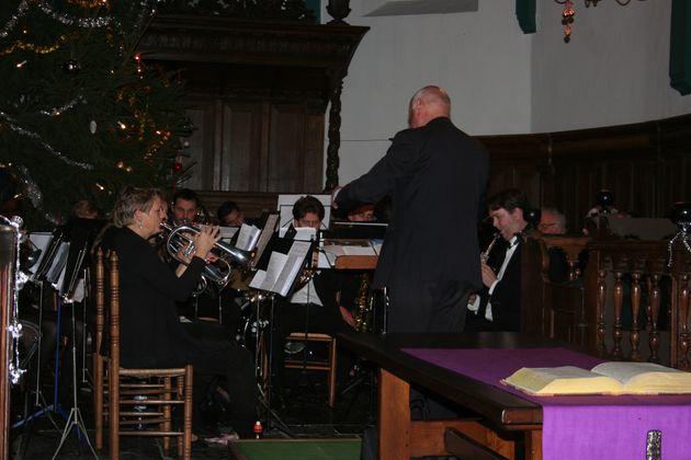 Kerstzang in de kerk