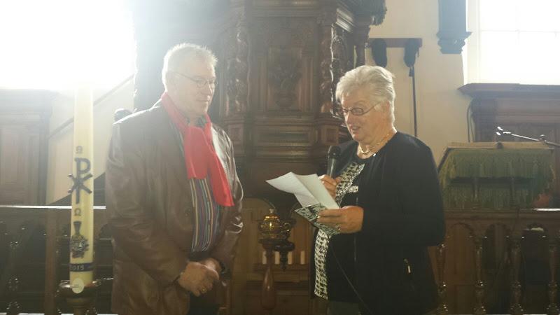 Organist Klaas Westerhuis stopt