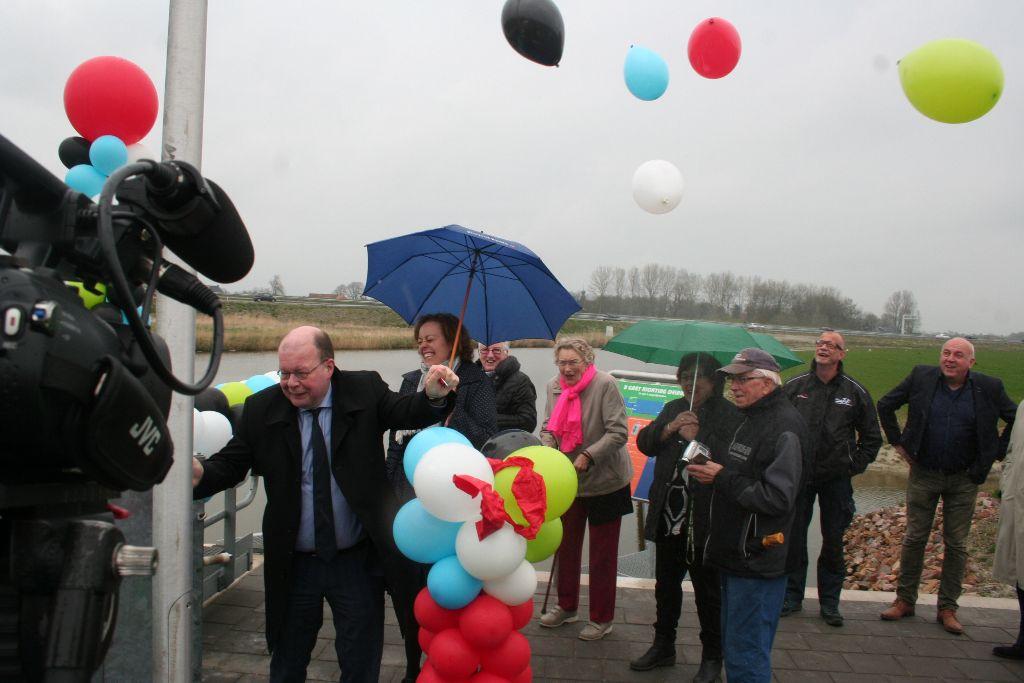 Burgemeester verstoort Frisian Flag bijna