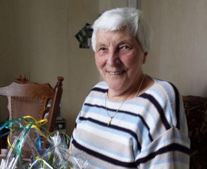 Kennisgeving overlijden mevrouw Geertsje Keegstra-Wijma