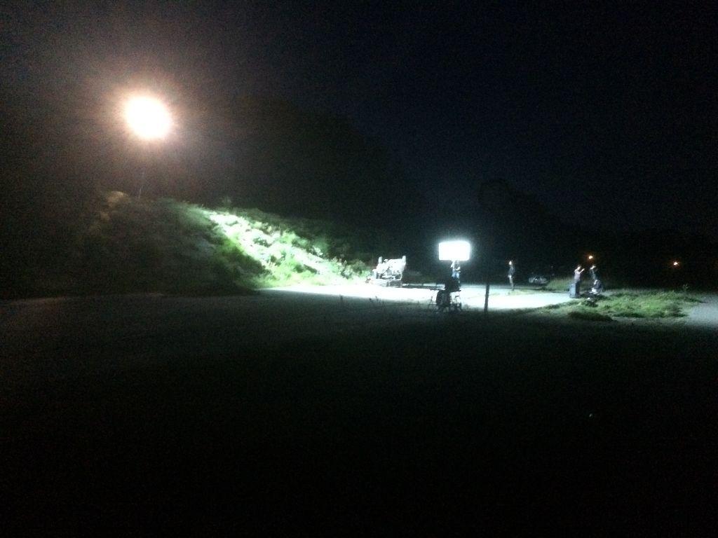 Nachtelijk actie op oude autoweg… vervolg