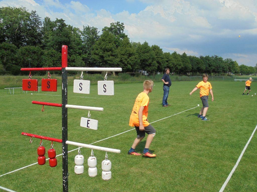 Sportieve strijd op de Tsiene