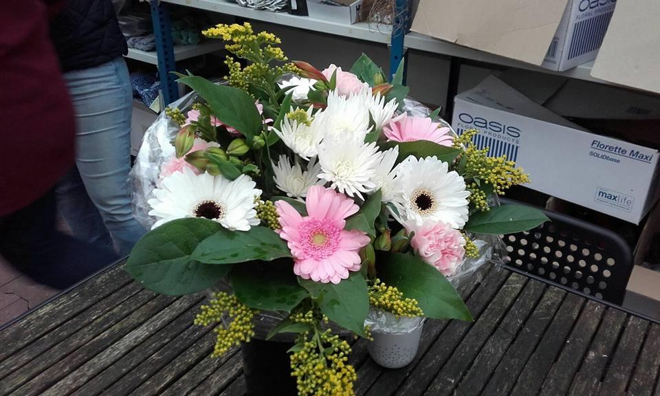 Floralia bezoekt Tuincentrum de Leeuw