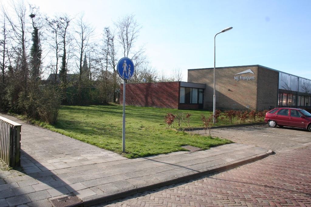Bouw twee nieuwe woningen aan Uniastrjitte