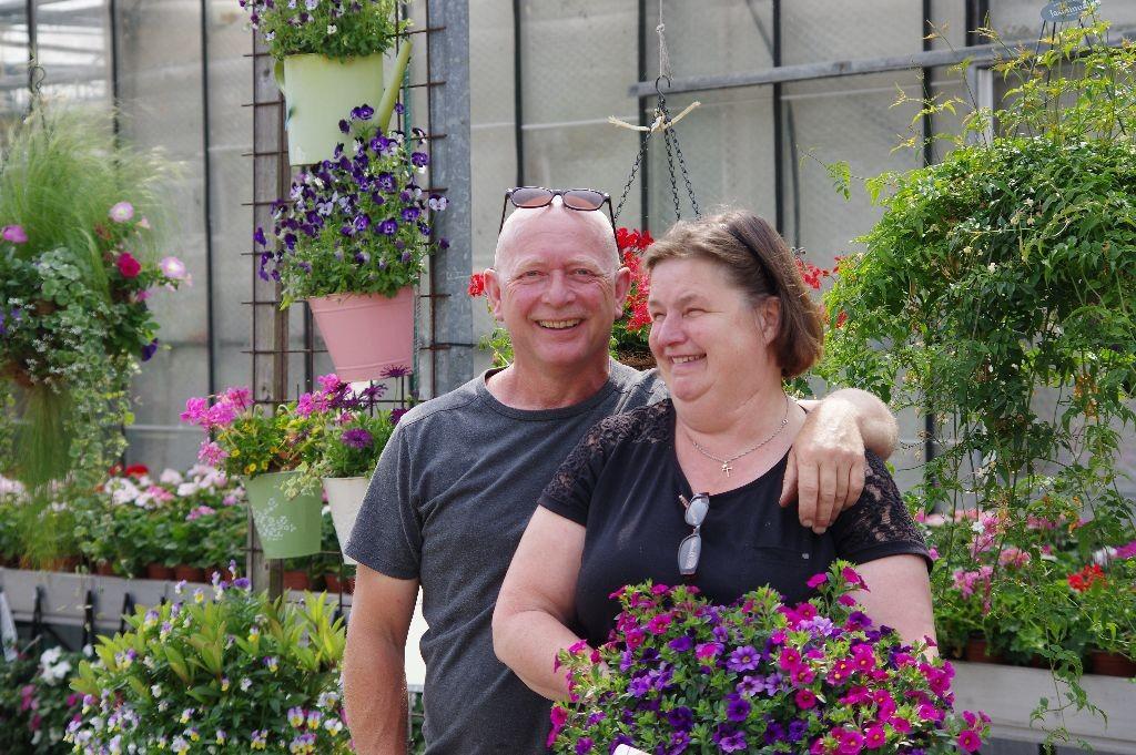 Dertig jaar Tuincentrum de Leeuw Marsum