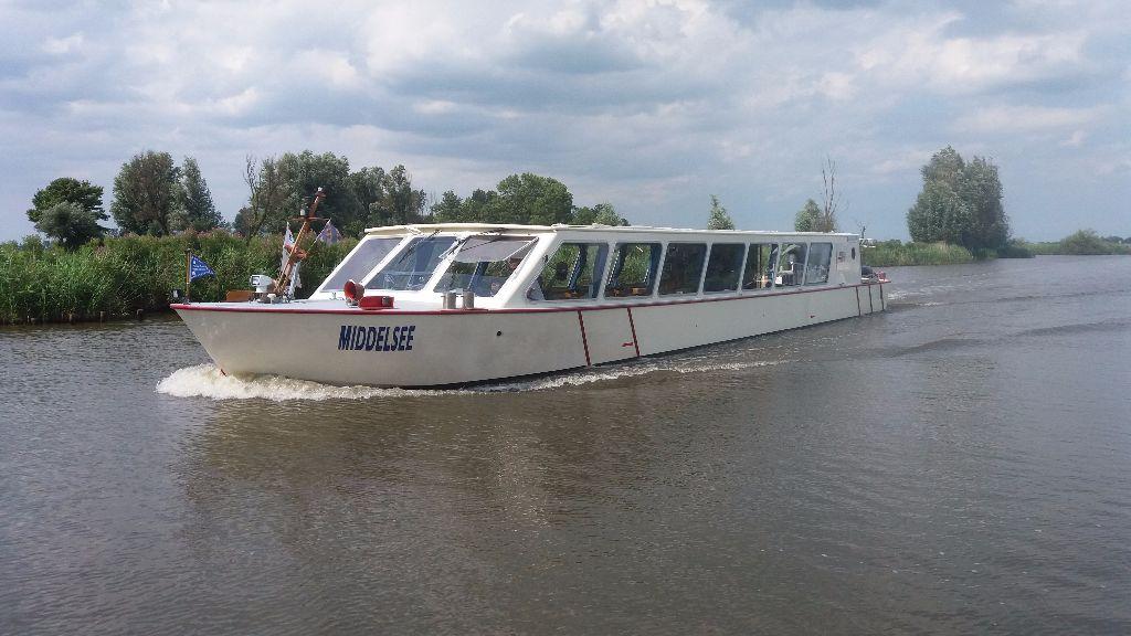 Rondvaartbedrijf Middelsee uit Ritsumasyl stopt ermee