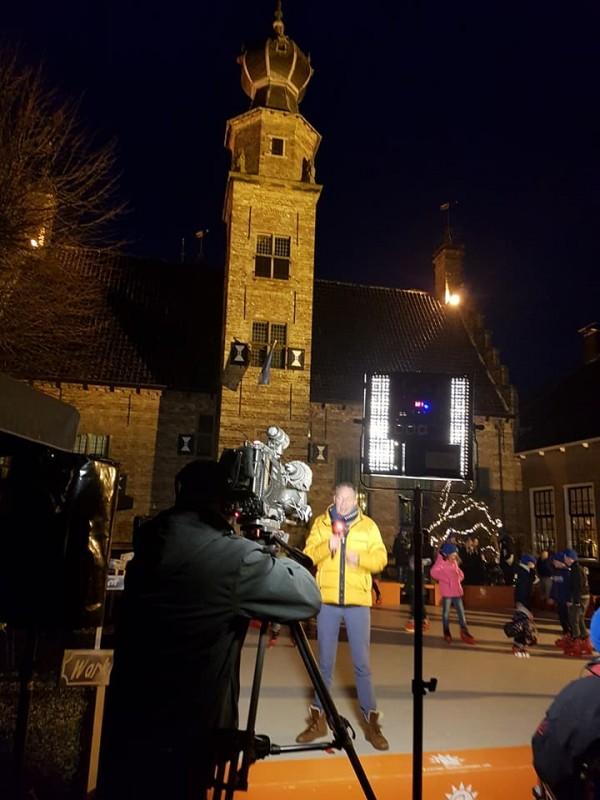 Piet Paulusma uitzending vanaf het Poptaslot – film update
