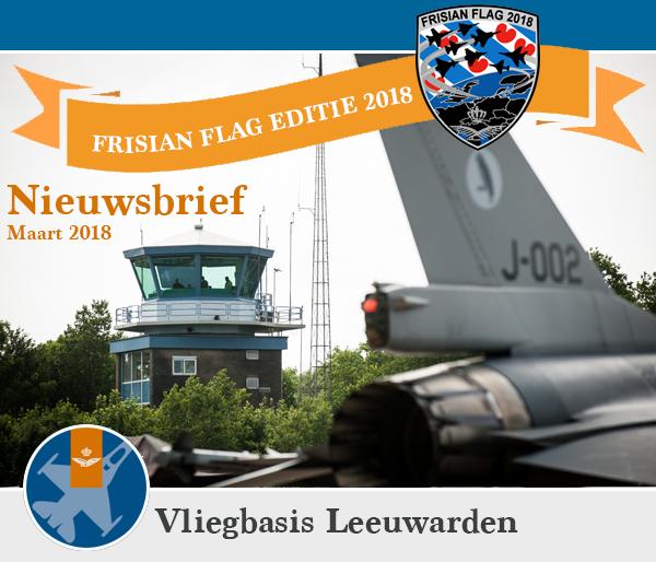 Speciale Frisian Flag editie 2018