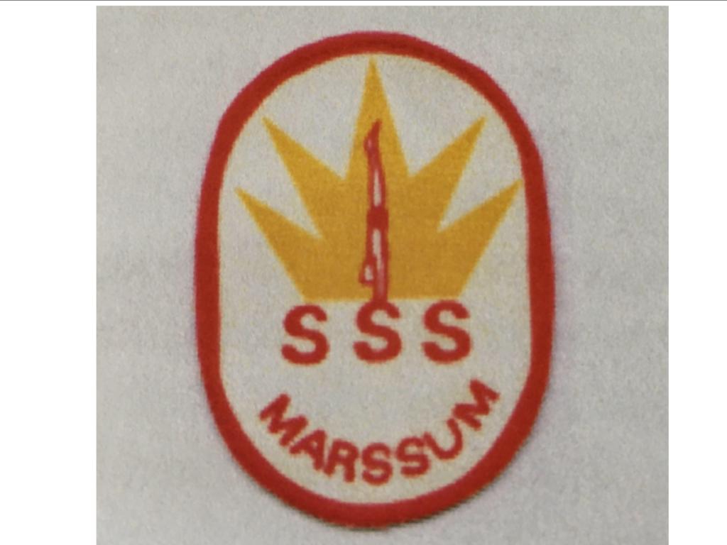 Nieuwe gymjuf SSS Marssum