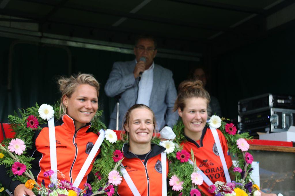Dames Hoofdklasse Kaatsen MarsumMerke 2018