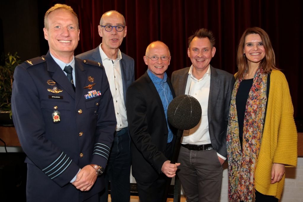 Staatssecretaris opent permanent geluidsmeetnet