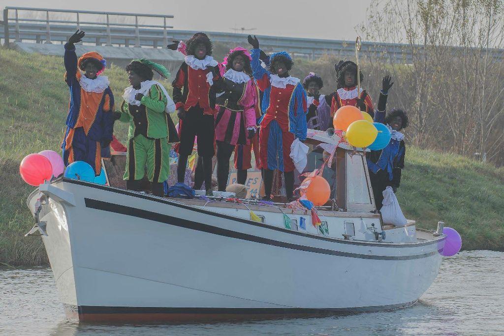 Sinterklaas Oars