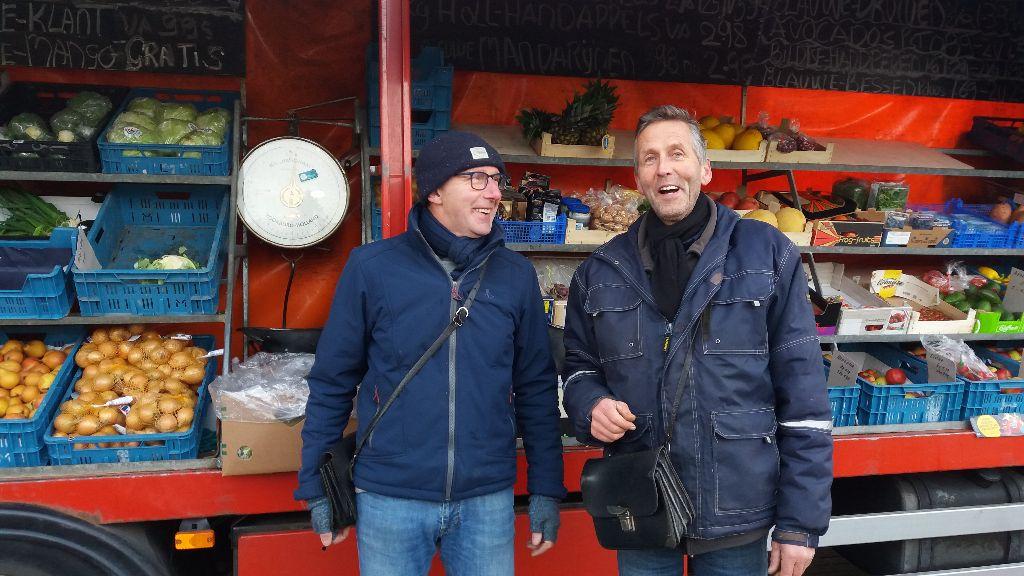 Groenteboer Douwe Offringa stopt met verkoop