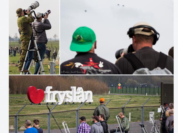Omwonenden vliegbasis volgen geluidsbelasting online: Frisian Flag is de ultieme test