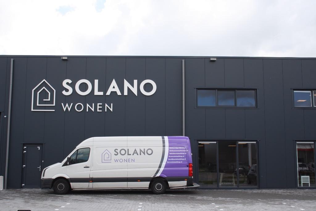 Solano verhuisd naar Leeuwarden