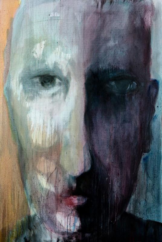 Friesch Dagblad interviewt kunstenaar Rudi Stuve