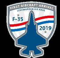 Fly-by ter gelegenheid van komst F-35