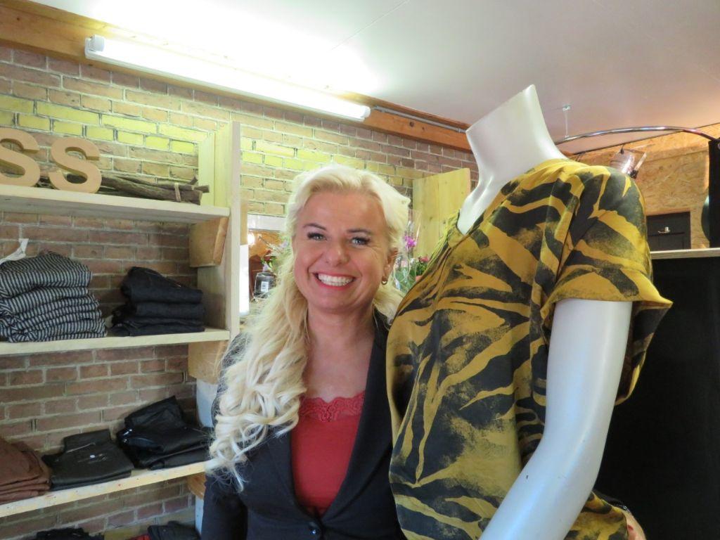 Marsum heeft er weer een winkel bij: Miss!Fashion in de Buorren
