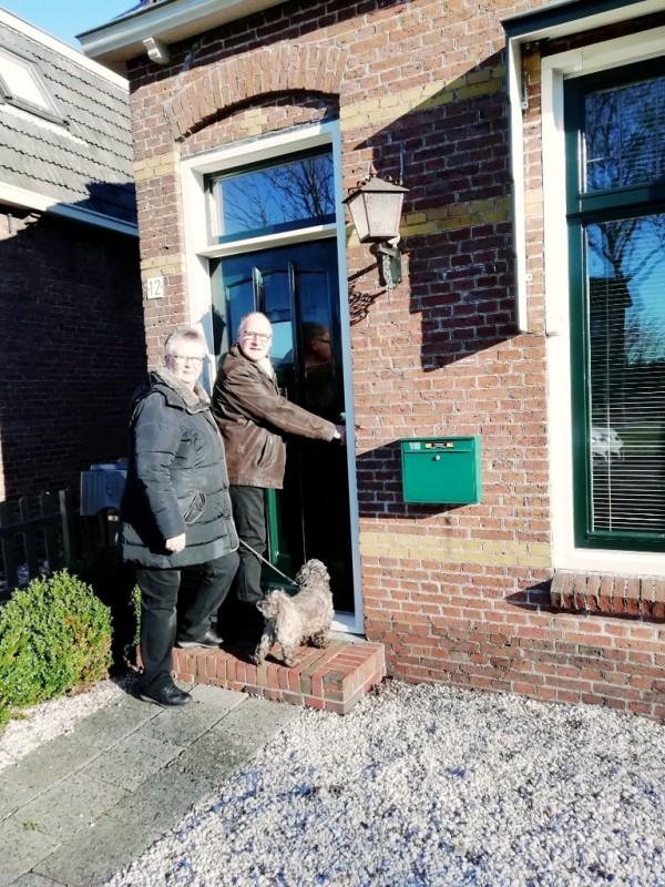 Nije buorlju!: Gerrit en Gerda Groenbos