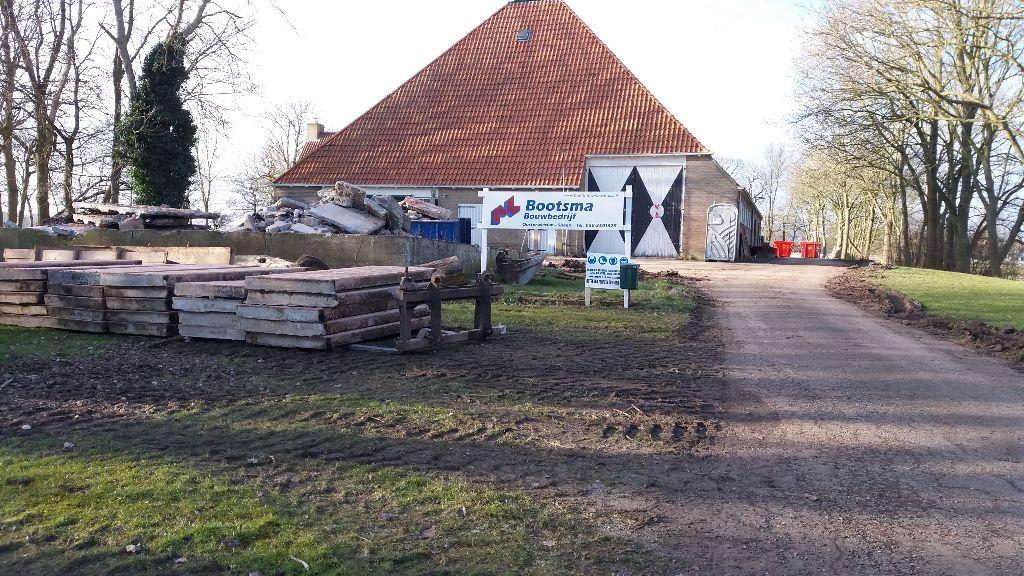 Zorgboerderij Dotingastate heeft financiële zorgen