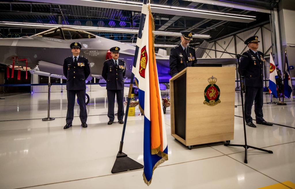 Persbericht Koninklijke Luchtmacht