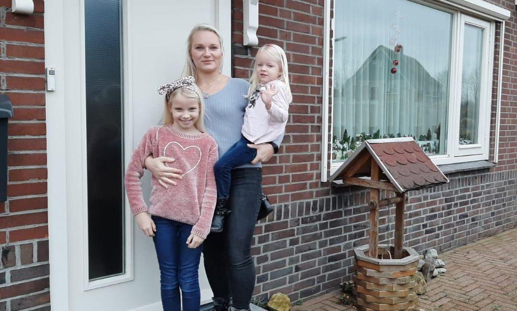 Nije buorlju!: Angie Reich en dochters Kimberly en Naomi