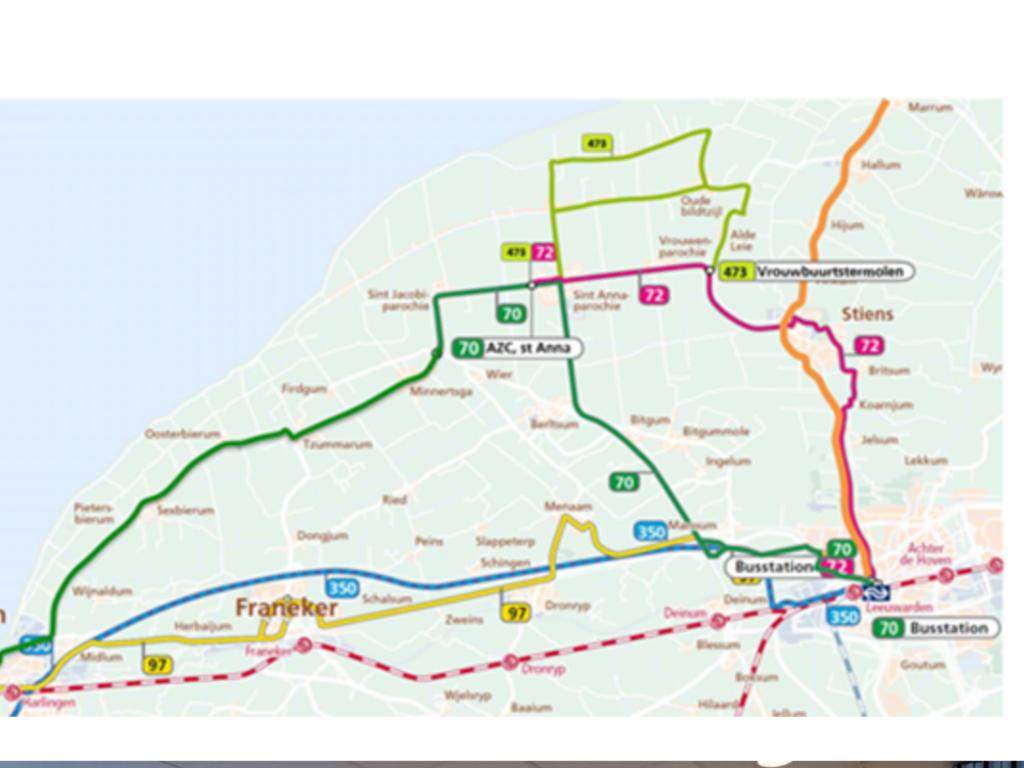 Petitie buslijn 71 binnen 1 dag 2000 keer ondertekend