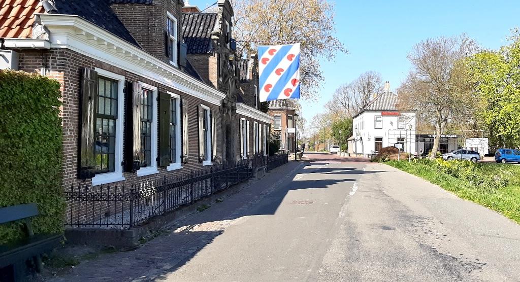 Oud vlaggebruik Poptagasthuis in ere hersteld