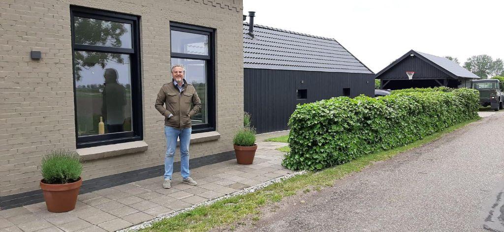 Nije Buorlju, Oscar van Oorschot: 'Het juiste huis op de juiste plek'