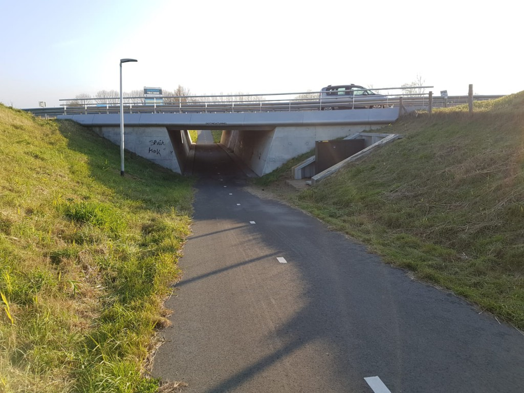 Project Dotingatunnel doorgeschoven naar 2021