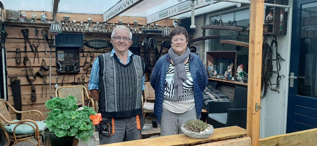 Nieuwe bewoners Wypke en Baukje Terpstra al decennia bekend