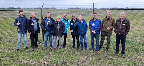 Zonnepark vliegbasis – dorpen Jelsum/Koarnjum, Marsum en Ingelum kan door