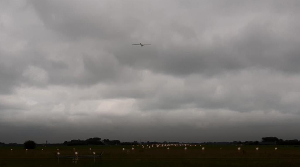 Onbemand vliegtuig De Reaper MQ-9 maakte eerste vlucht langs Marsum