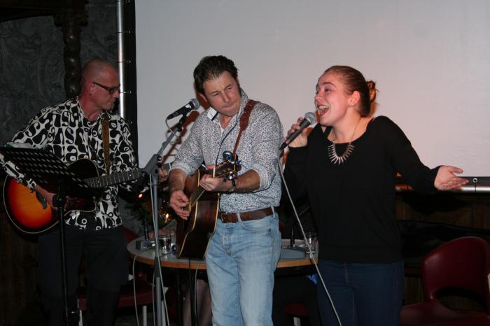 Marit Talens wint Liet – update