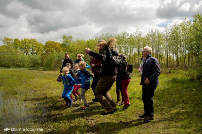 Vogelwacht Marssum op pad in Twijzel